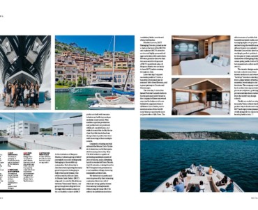 Media asiatici in visita a Monte Carlo Yachts